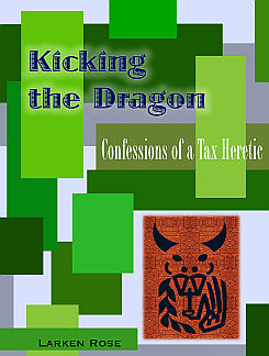 kicking the dragon image